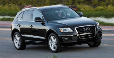 Manual Audi Q5 2011 Reparación y Servicio