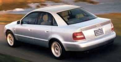 Manual Audi A4 2000 Reparación y Servicio