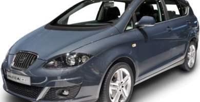 Manual Seat Altea 2014 Reparación y Servicio