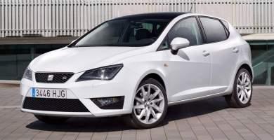 Manual Seat Ibiza 2013 Reparación y Servicio