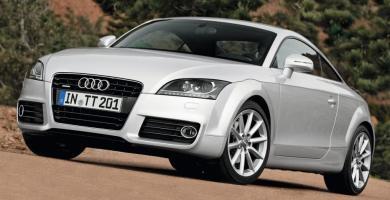Manual Audi TT 2010 Reparación y Servicio