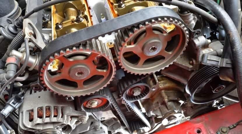 Cambio o Remplazo de Banda o Correa de Distribucion de Corvette 2006