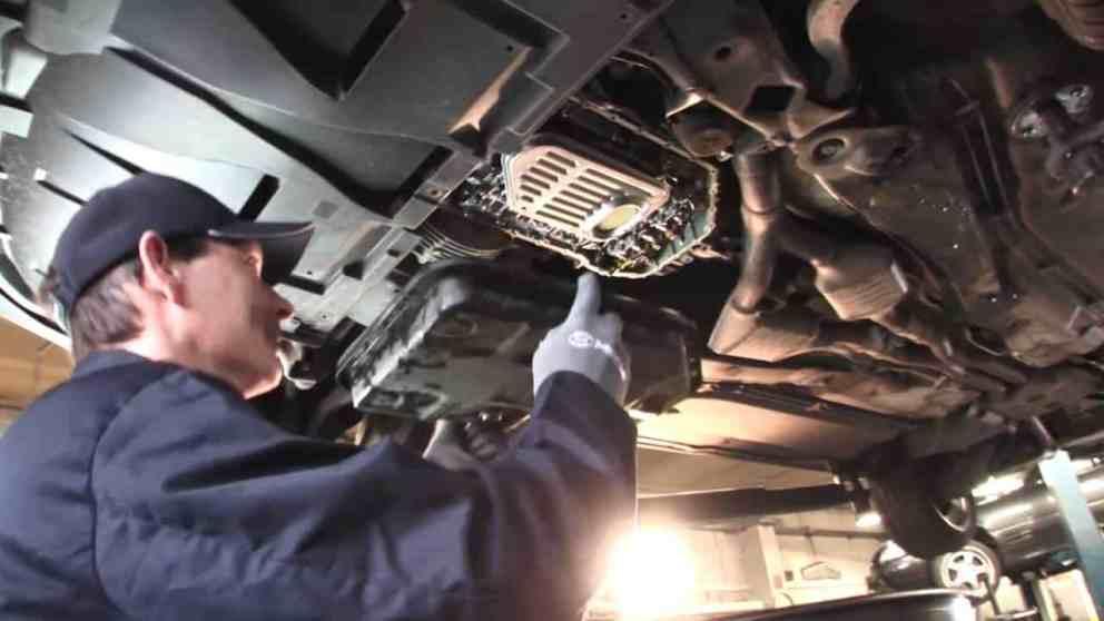Cambio de Aceite Transmisión Impala 2004