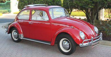Catalogo de Partes VOCHO SEDAN 1965 VW AutoPartes y Refacciones