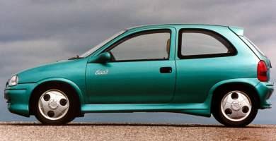 Manual Chevrolet Chevy 1995 de Reparación en Español