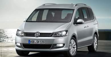 Catalogo de Partes SHARAN 2011 VW AutoPartes y Refacciones