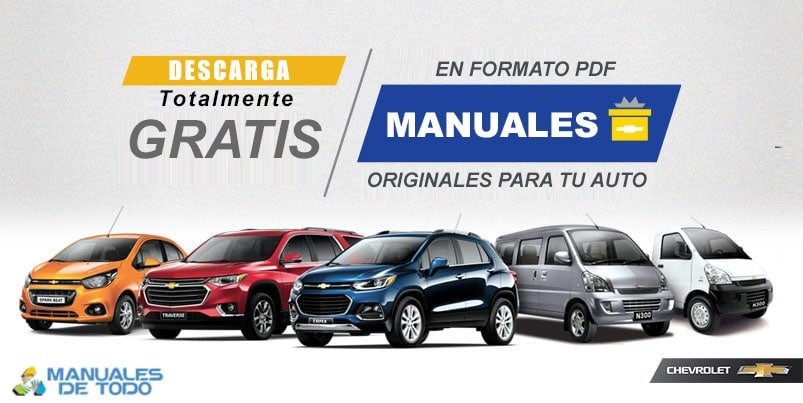 Manual en PDF para Chevrolet S10 1998