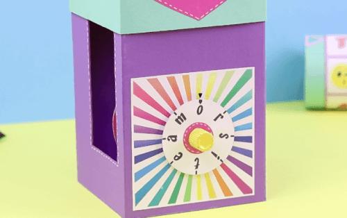 Como hacer un regalo con codigo secreto