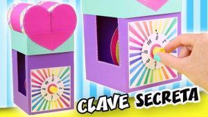 Haz un regalo con clave secreta