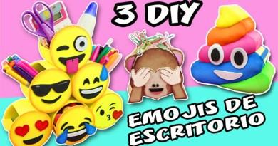 Organizador de emojis de escriitorio