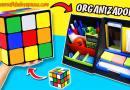 Organizador cubo de RUBIK gigante