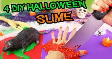 Tenebroso SLIME para Halloween