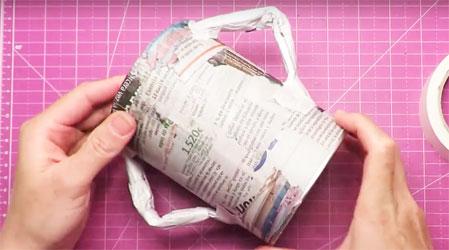 Manualidades para niños con reciclaje