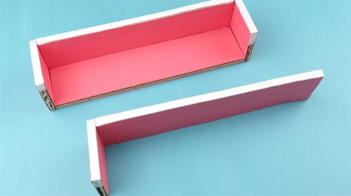 Cajones de organizador de escritorio