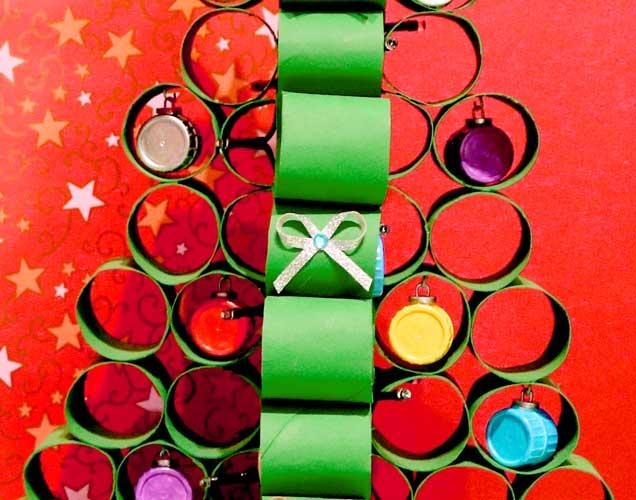 45 Ideas De Manualidades Para Navidad Top 2019