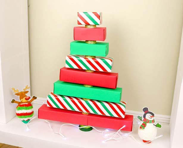 manualidades navideñas faciles