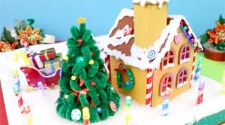Manualidades Para Decorar Puertas En Navidad.45 Ideas De Manualidades Para Navidad Top 2019