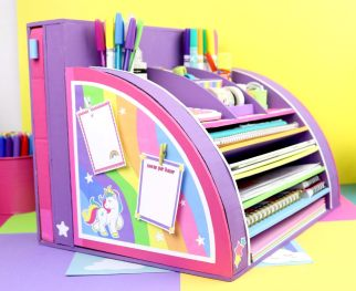 Organizador de unicornio