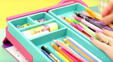 Organizador con estuche