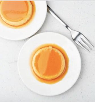 como hacer flan de huevo