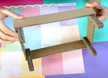 Medidas caja de carton organizador