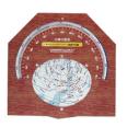 Papercraft de un Planisferio. Manualidades a Raudales.