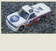 Papercraft recortable del Ford F150. Manualidades a Raudales.