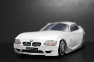 Papercraft del BMW Z4. Manualidades a Raudales.