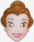 Careta de princesa Disney. Manualidades a Raudales.