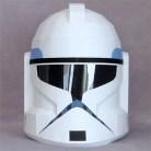 Papercraft imprimible y armable de un Clone Troopers de Star Wars. Manualidades a Raudales.