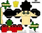 Cubeecraft de Robin. Manualidades a Raudales.