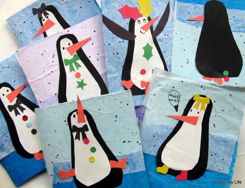 tarjetas-de-navidad-con-divertidos-pinguinos.jpg (845×650)
