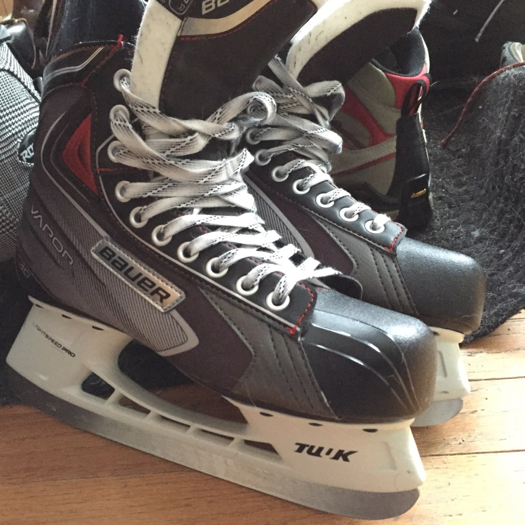 Bauer Vapor X40 - Side