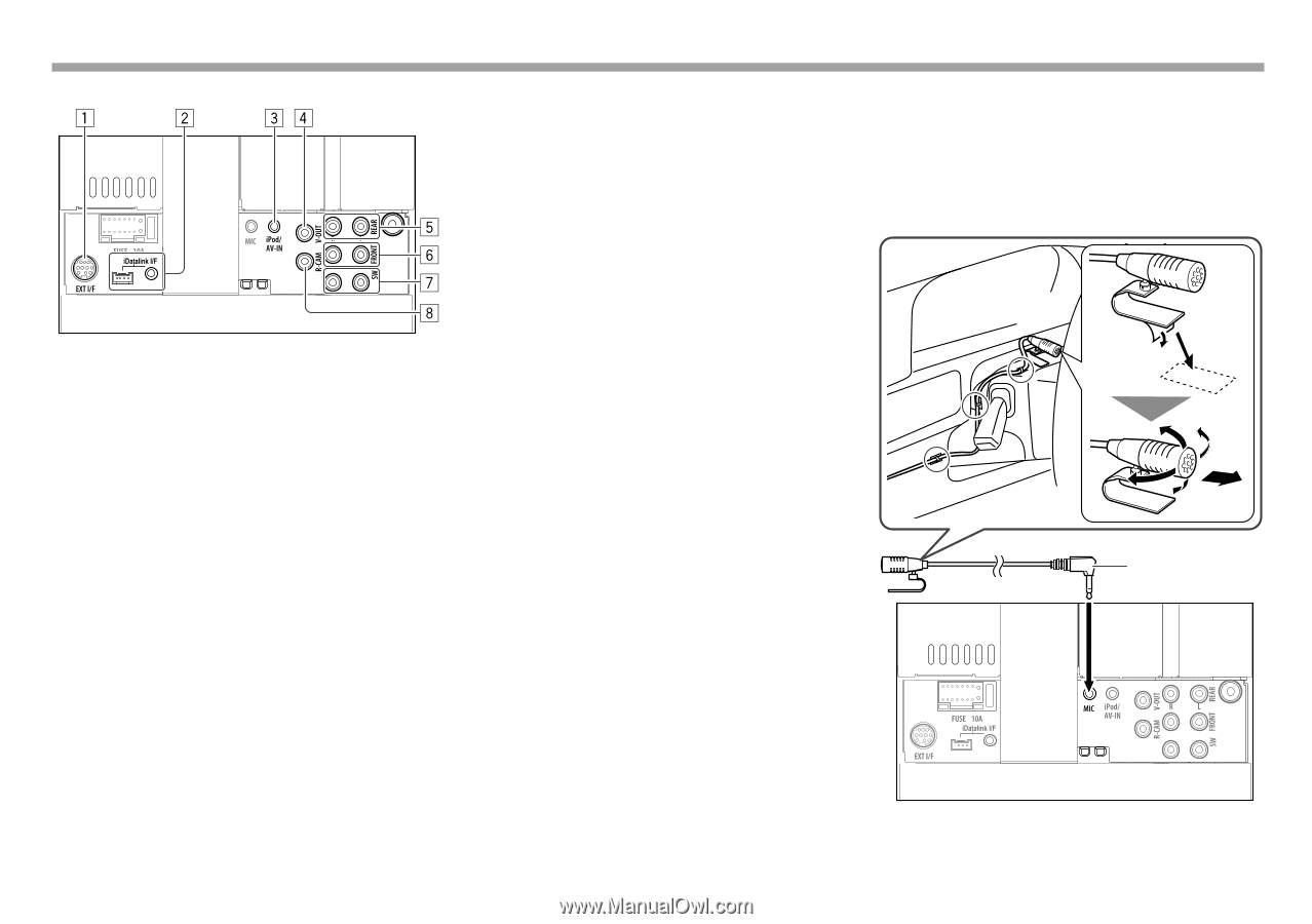 Wiring Diagram For Kenwood Ddx374bt
