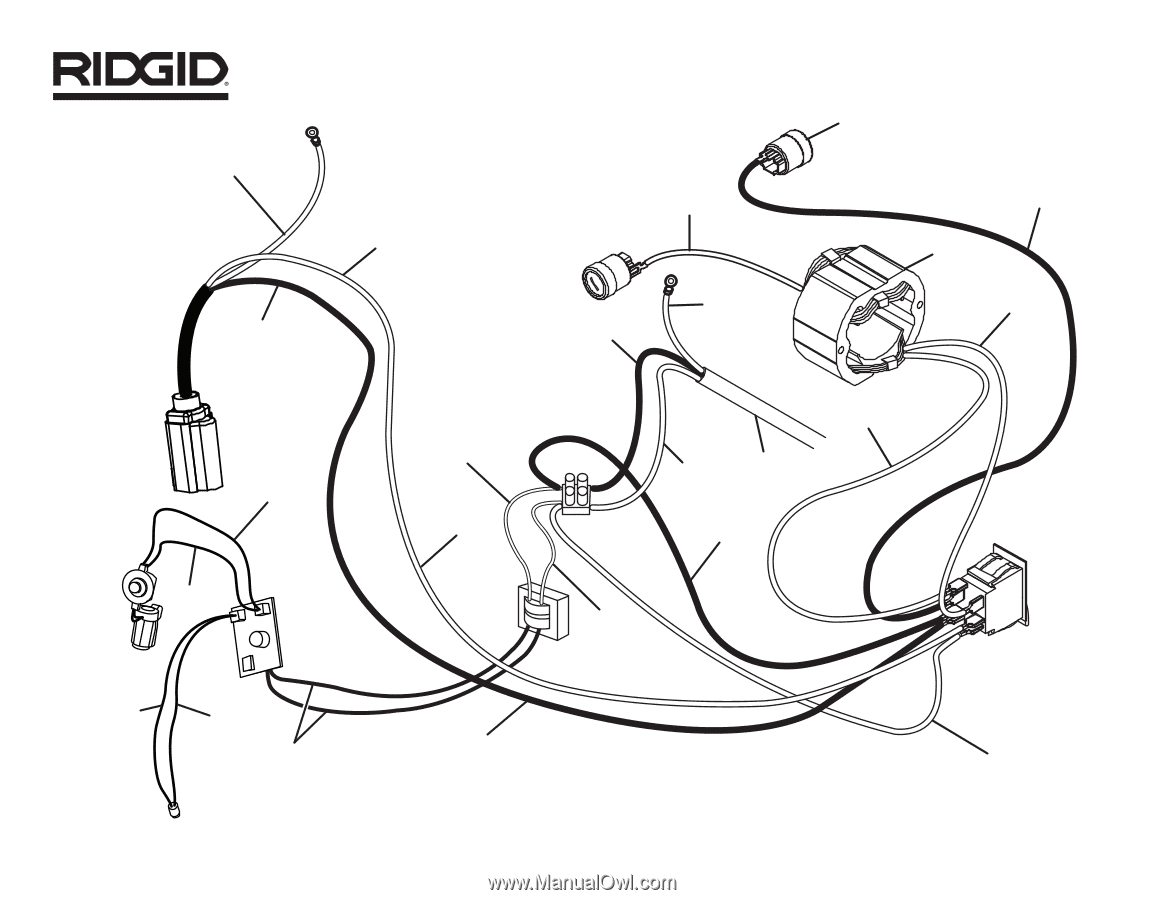 Ridgid 700 Wiring Diagram Engine Wiring Diagram Images