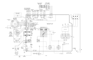 Schematic diagram (380 v ccc, 400 v ce), Schematic diagram