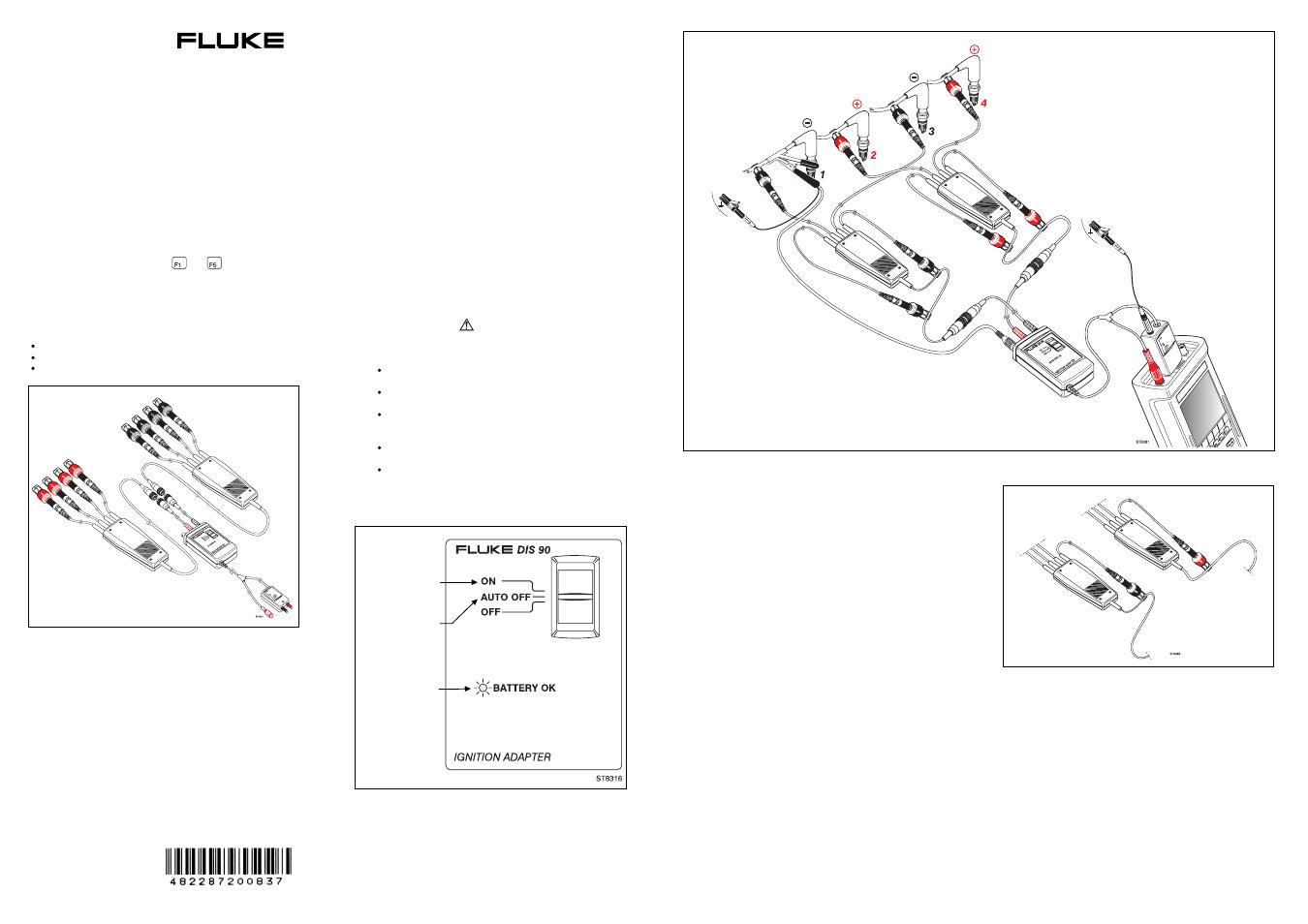 Fluke Dis 90 User Manual
