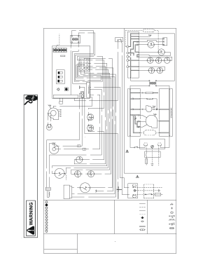 Wiring diagrams | Goodman Mfg GMH95 User Manual | Page 15  15