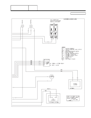 Group g, Wiring diagram, 14 kw home standby part 7, Page