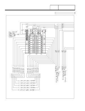 Group g, Part 7, Wiring diagram, home standby | Generac