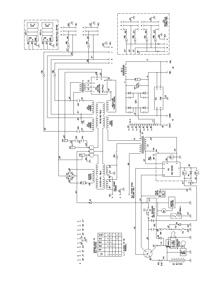 Miller Welder Wiring Diagram Tig Foot Pedal 250 Legend Free Download Xwiaw