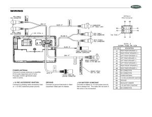 Jrv210, Wiring | Jensen JRV210 User Manual | Page 5  20