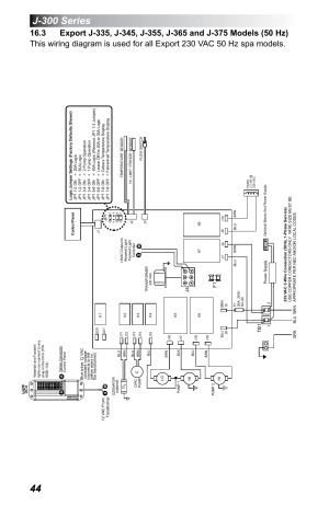 Jacuzzi J  355 User Manual | Page 48  68 | Also for: J  325, J  365
