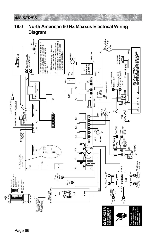 Caldera Spa Schematic - DIY Enthusiasts Wiring Diagrams •