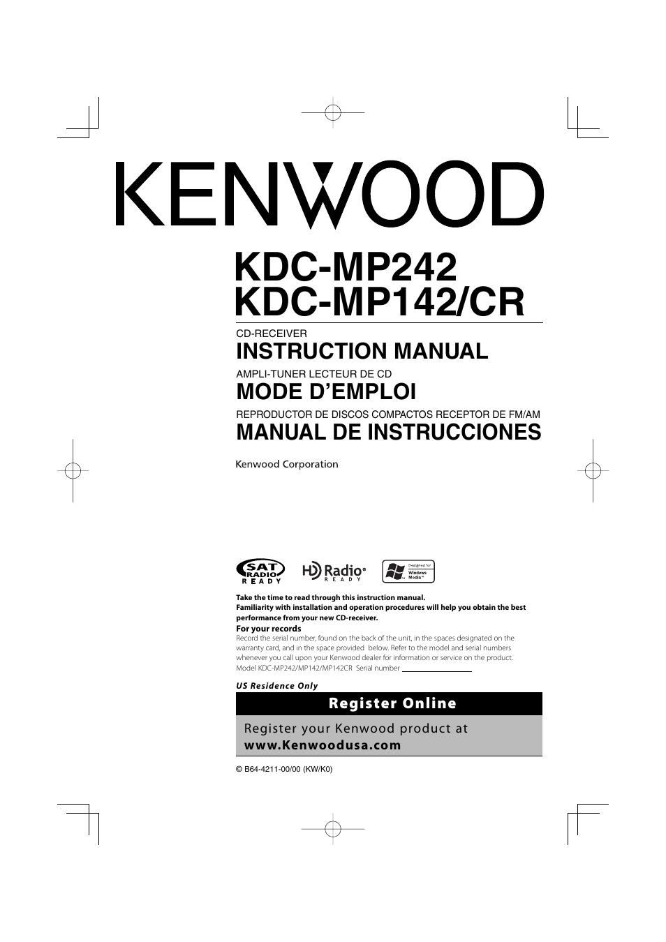 Charming kdc mp142 wires gallery electrical system block diagram kenwood kdc mp142 wiring diagram efcaviation pooptronica Choice Image