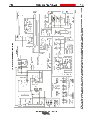 Wiring diagram | Lincoln AIR VANTAGE IM985 User Manual | Page 53  58
