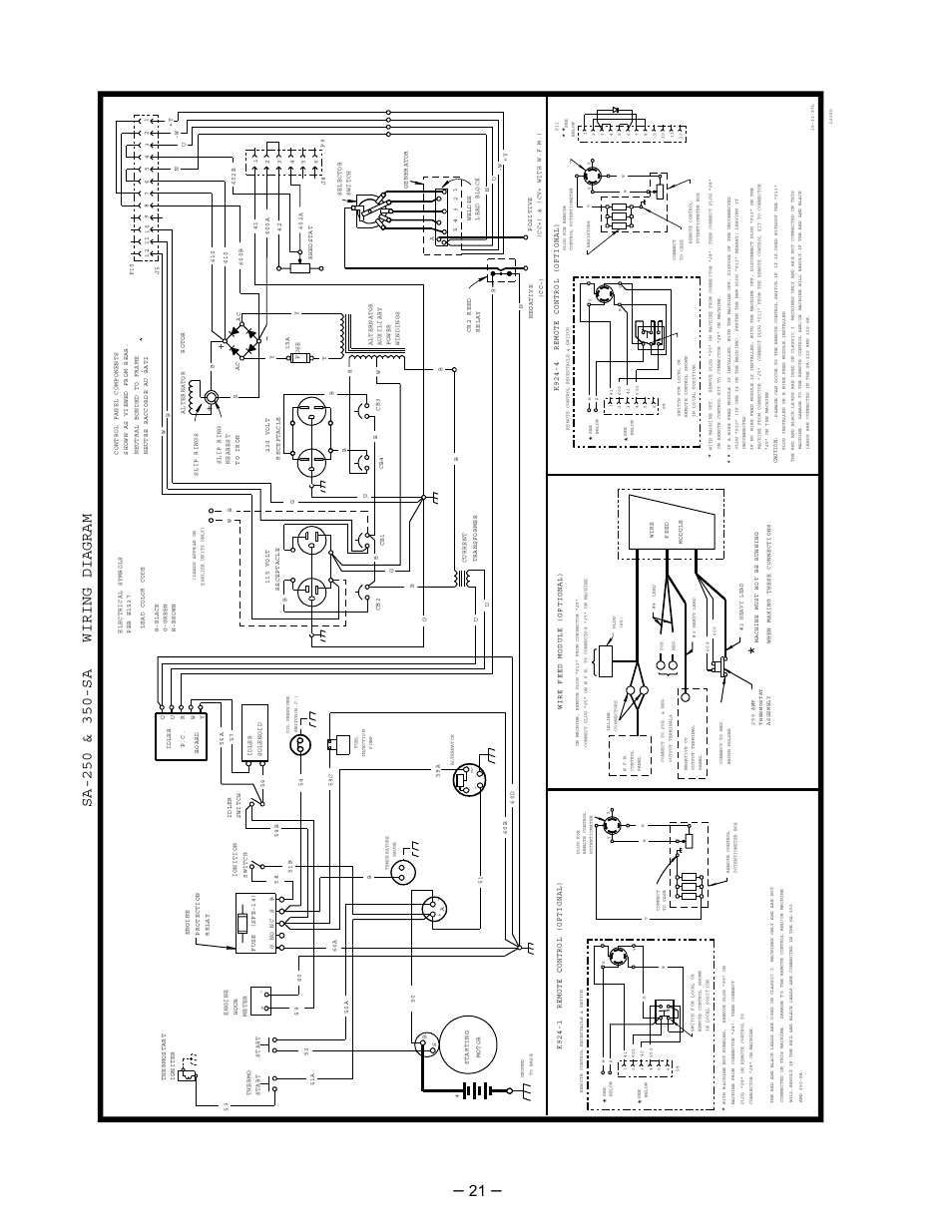 lincoln electric perkins sa 250 page22 miller bluestar 2e wiring diagram diagram wiring diagrams for Miller Roughneck 1E Parts at fashall.co
