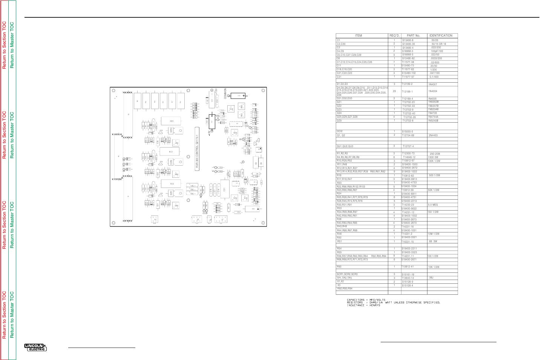 Electrical Diagrams R3r 300 Control Pc Board