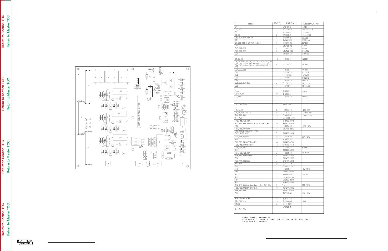 Electrical Diagrams G 10 R3r 500 Control Pc Board