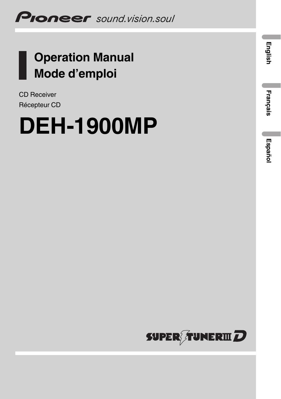 Beautiful Pioneer Deh P7900bt Wiring Diagram Mold - Wiring ...